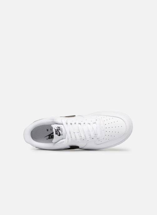 Sneaker Nike Air Force 1 '07 3 weiß ansicht von links