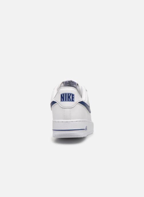 Sneaker Nike Air Force 1 '07 3 weiß ansicht von rechts
