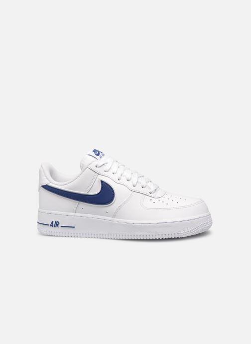 Sneaker Nike Air Force 1 '07 3 weiß ansicht von hinten