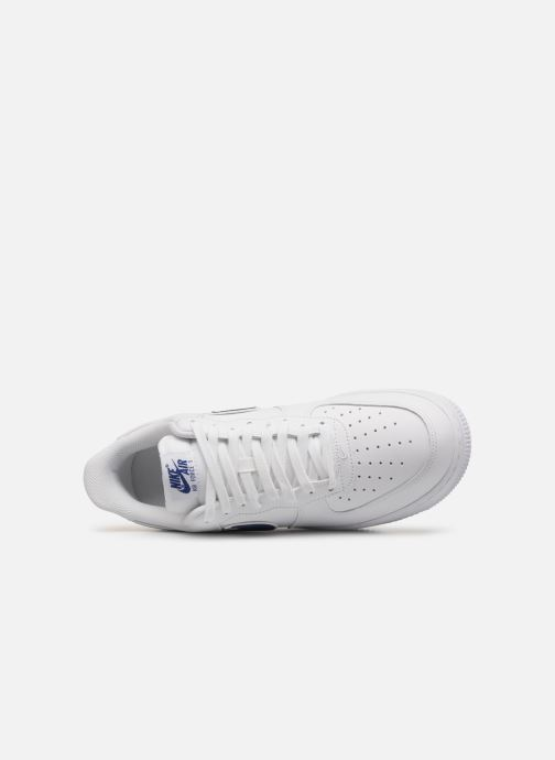 Baskets Nike Air Force 1 '07 3 Blanc vue gauche