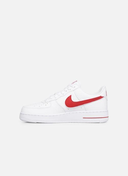 Sneakers Nike Air Force 1 '07 3 Vit bild från framsidan