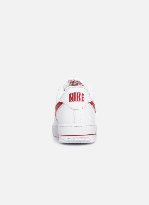Baskets Nike Air Force 1 '07 3 Blanc vue droite