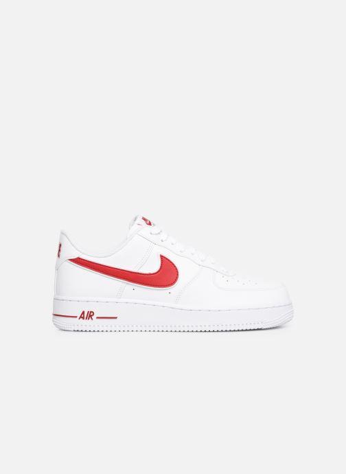 Sneakers Nike Air Force 1 '07 3 Vit bild från baksidan