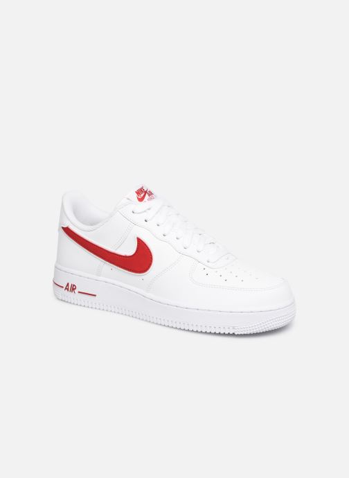 Sneakers Nike Air Force 1 '07 3 Vit detaljerad bild på paret