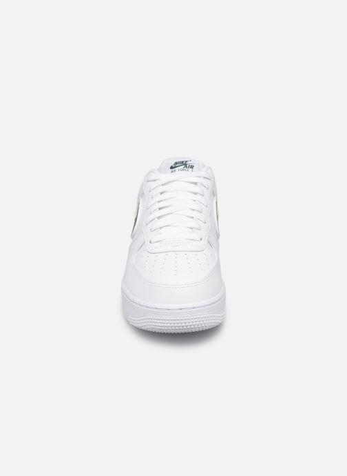 Mænds Nike Air Max 1 Premium Sort Bonsai Sko
