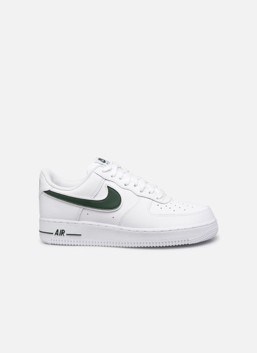 Sneakers Nike Air Force 1 '07 3 Wit achterkant
