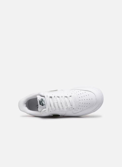 Baskets Nike Air Force 1 '07 3 Blanc vue gauche