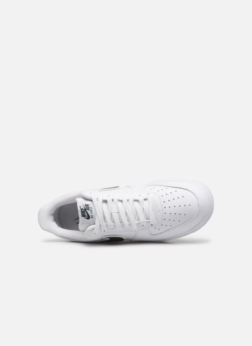 Trainers Nike Air Force 1 '07 3 White view from the left
