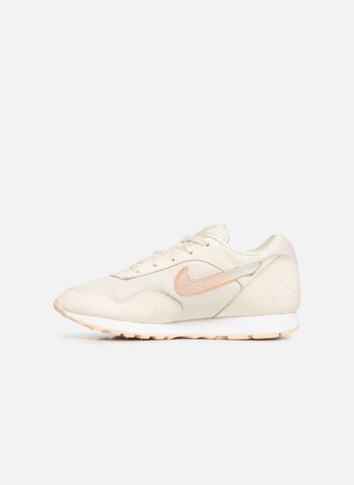 Sneakers Nike W Nike Outburst Prm Vit bild från framsidan