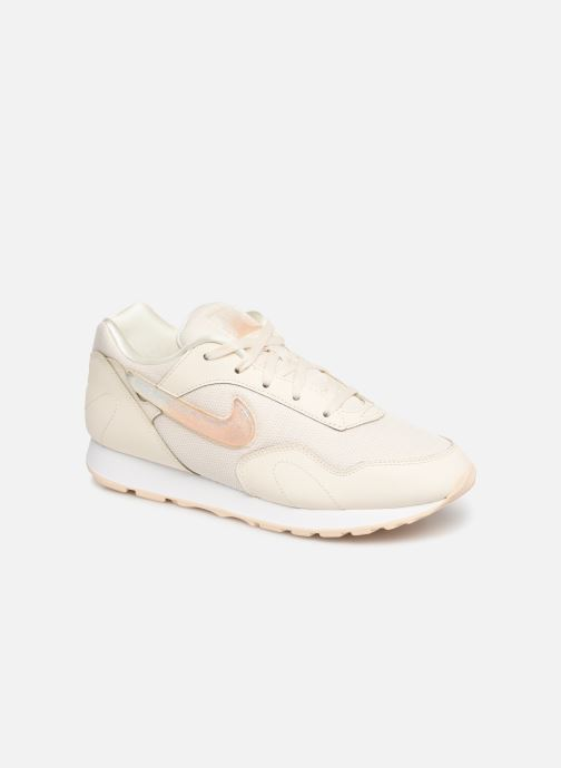 Sneakers Nike W Nike Outburst Prm Vit detaljerad bild på paret