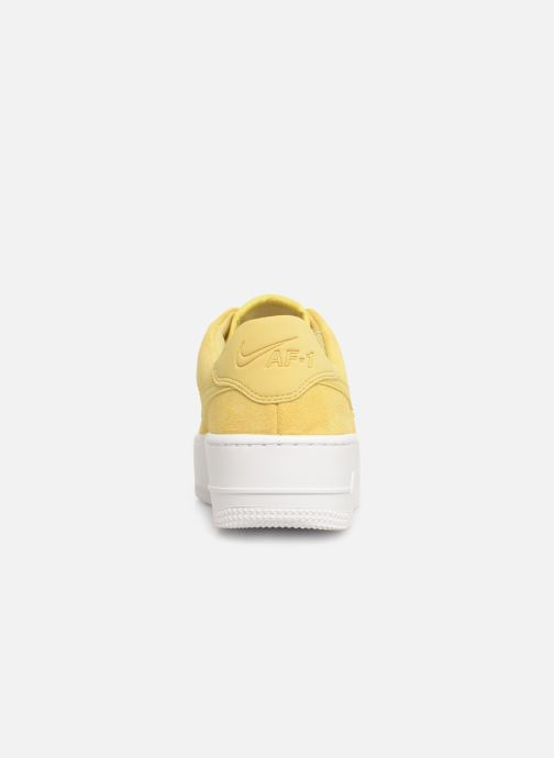 Sneakers Nike W Af1 Sage Low Gul Bild från höger sidan