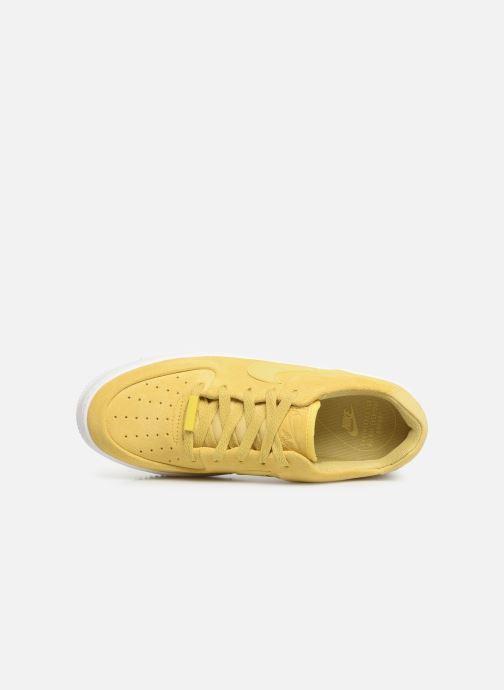 Sneakers Nike W Af1 Sage Low Gul bild från vänster sidan