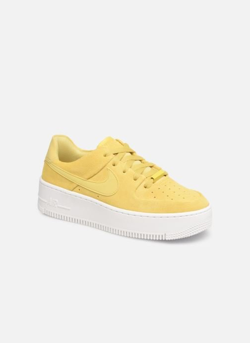 shades of official images best sneakers Nike W Af1 Sage Low (Jaune) - Baskets chez Sarenza (356188)