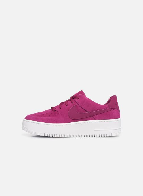 Sneakers Nike W Af1 Sage Low Rosa bild från framsidan