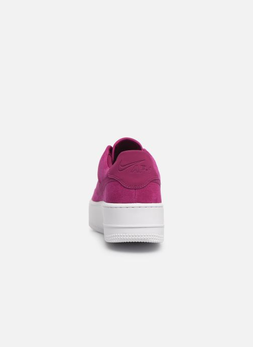 Trainers Nike W Af1 Sage Low Pink view from the right