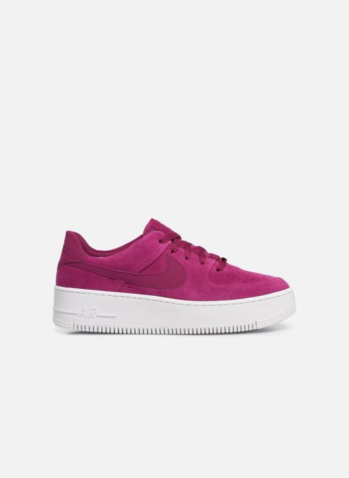 Trainers Nike W Af1 Sage Low Pink back view