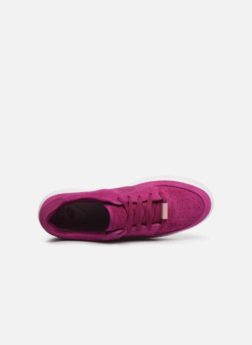 Sneakers Nike W Af1 Sage Low Rosa bild från vänster sidan