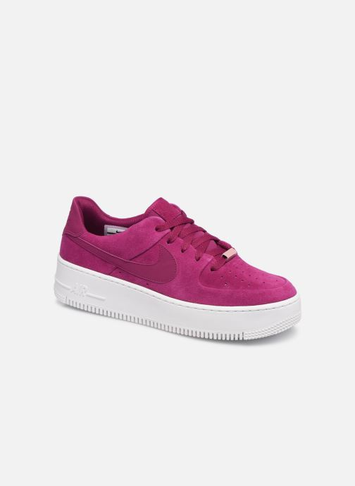 Trainers Nike W Af1 Sage Low Pink detailed view/ Pair view