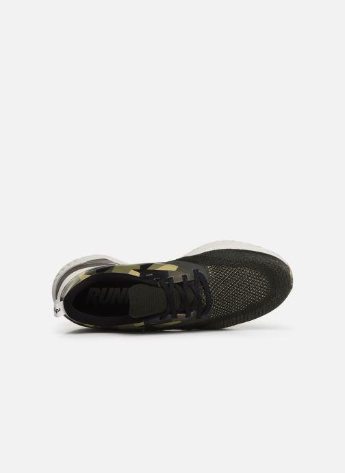 Scarpe sportive Nike Nike Odyssey React 2 Fk Gpx Verde immagine sinistra