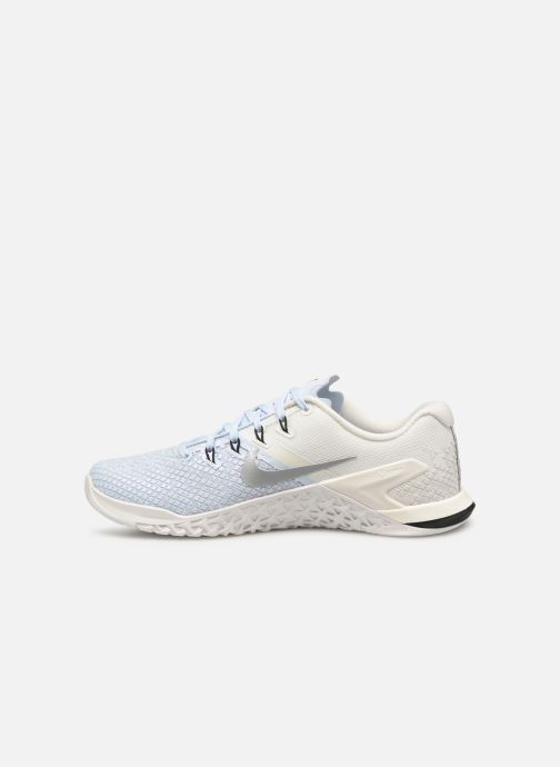 Sport shoes Nike Wmns Nike Metcon 4 Xd Mtlc Blue front view