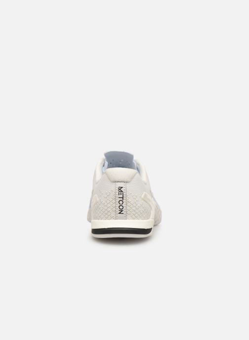 Zapatillas de deporte Nike Wmns Nike Metcon 4 Xd Mtlc Azul vista lateral derecha