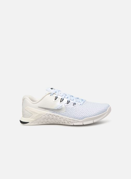 Sport shoes Nike Wmns Nike Metcon 4 Xd Mtlc Blue back view