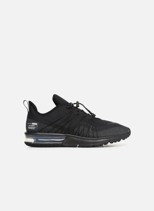 Sneaker Nike Air Max Sequent 4 Utility schwarz ansicht von hinten