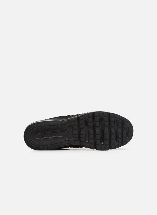 Sneaker Nike Air Max Sequent 4 Utility schwarz ansicht von oben