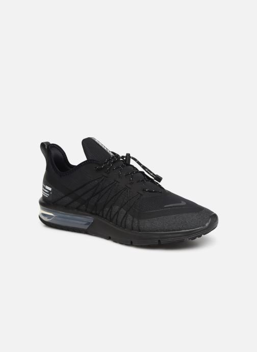 Trainers Nike Air Max Sequent 4 Utility Black detailed view/ Pair view