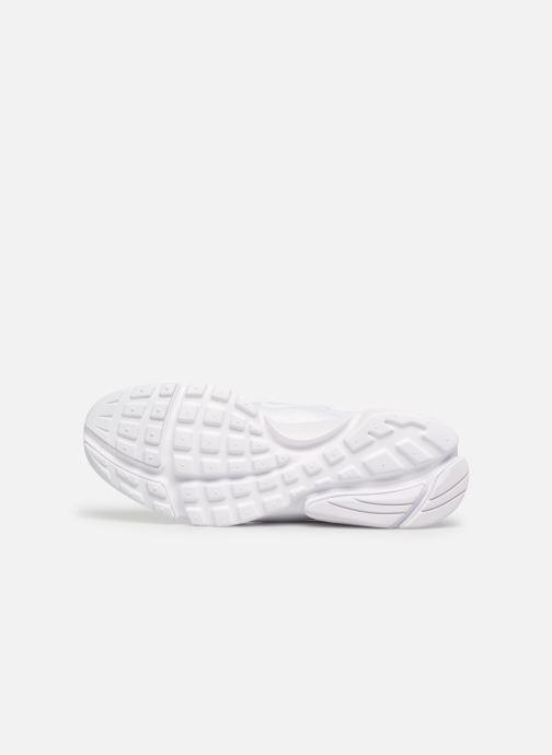 Baskets Nike Nike Presto Fly Wrld Blanc vue haut