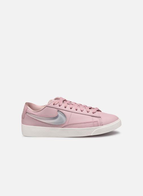 Deportivas Nike W Blazer Low Lx Rosa vistra trasera