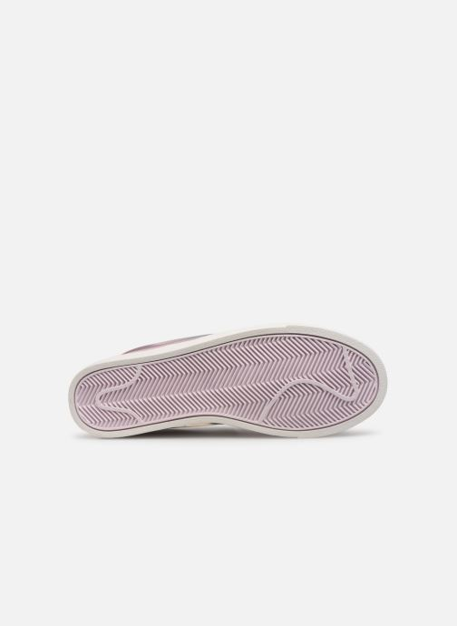 Deportivas Nike W Blazer Low Lx Rosa vista de arriba