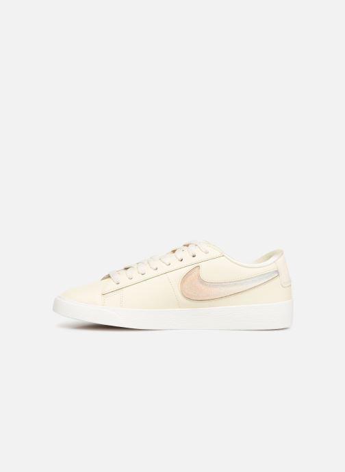 Sneakers Nike W Blazer Low Lx Vit bild från framsidan