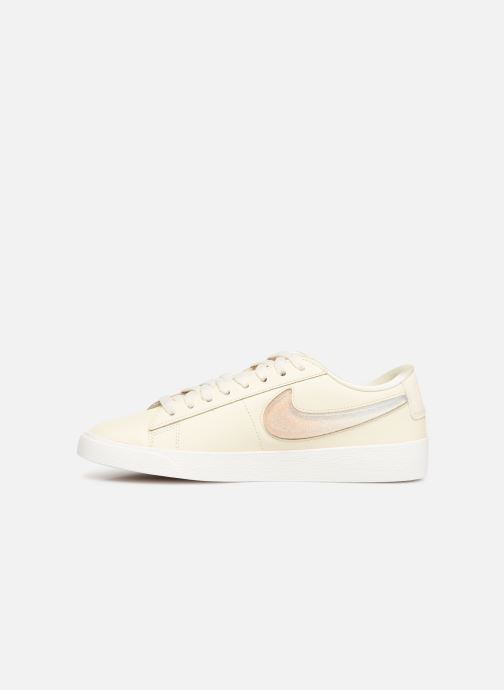 Trainers Nike W Blazer Low Lx White front view