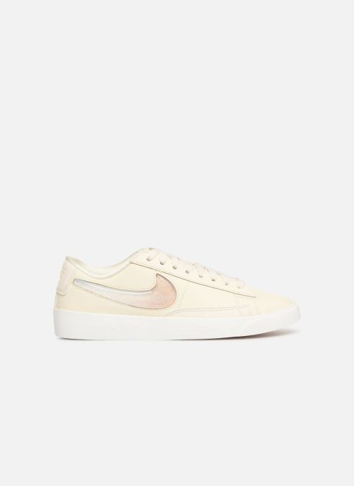 Trainers Nike W Blazer Low Lx White back view
