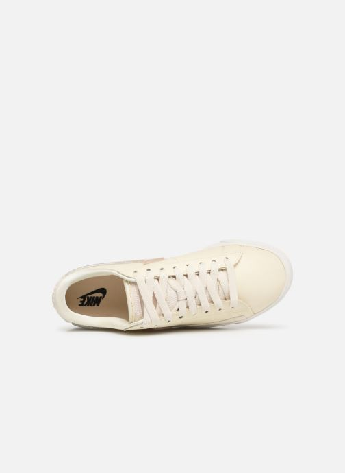 Trainers Nike W Blazer Low Lx White view from the left