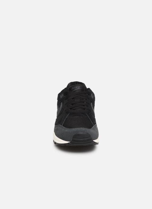 best sneakers af2d6 34f8c Baskets Nike Nike Air Span Ii Se Sp19 Noir vue portées chaussures