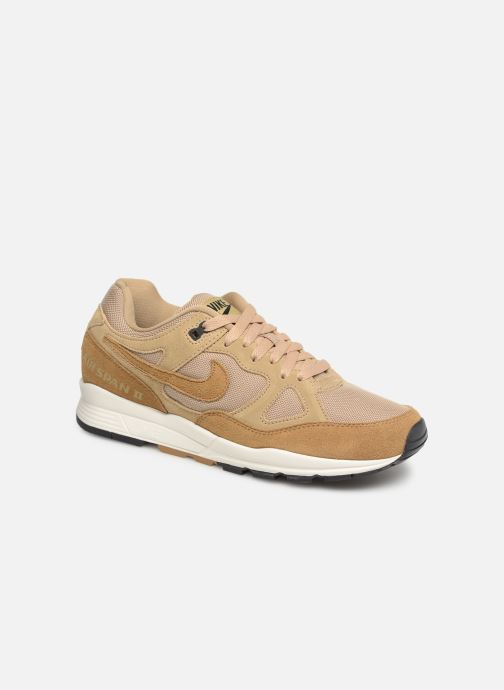 Baskets Nike Nike Air Span Ii Se Sp19 Marron vue détail/paire