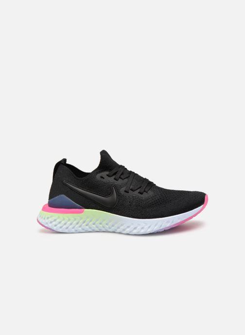 Zapatillas de deporte Nike W Nike Epic React Flyknit 2 Negro vistra trasera