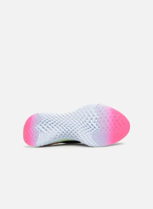 Zapatillas de deporte Nike W Nike Epic React Flyknit 2 Negro vista de arriba