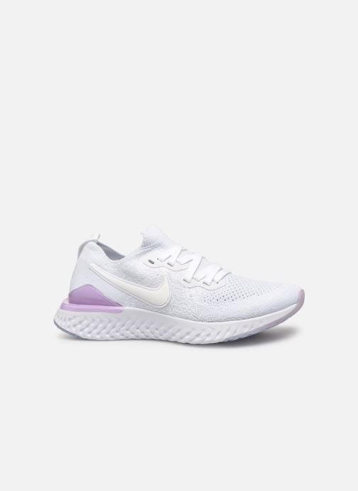 Chaussures de sport Nike W Nike Epic React Flyknit 2 Blanc vue derrière