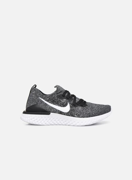 Chaussures de sport Nike W Nike Epic React Flyknit 2 Noir vue derrière