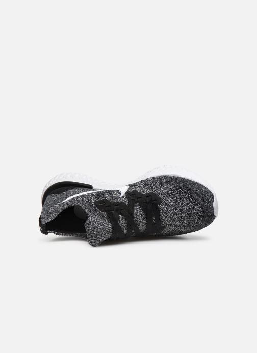 Chaussures de sport Nike W Nike Epic React Flyknit 2 Noir vue gauche