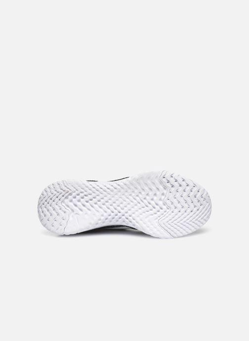 Chaussures de sport Nike W Nike Epic React Flyknit 2 Noir vue haut