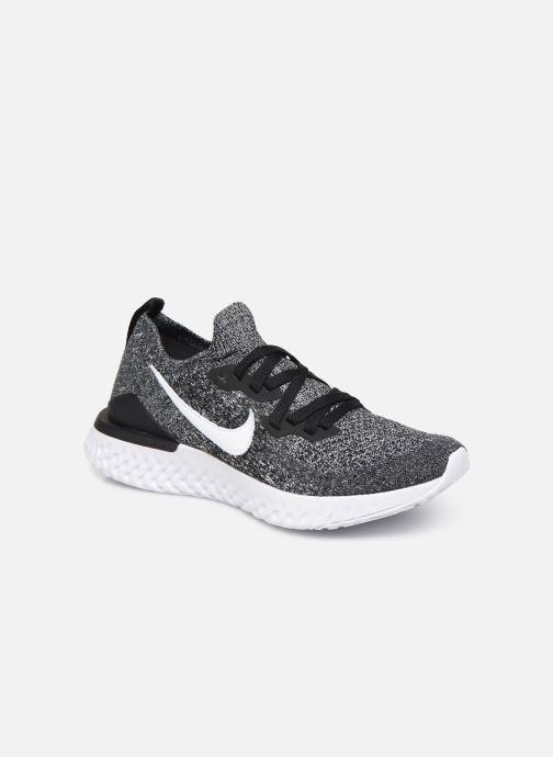 Chaussures de sport Nike W Nike Epic React Flyknit 2 Noir vue détail/paire
