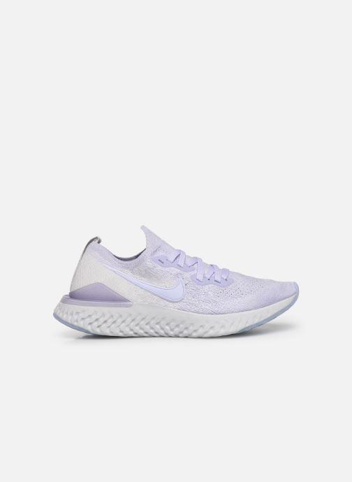 Chaussures de sport Nike W Nike Epic React Flyknit 2 Violet vue derrière