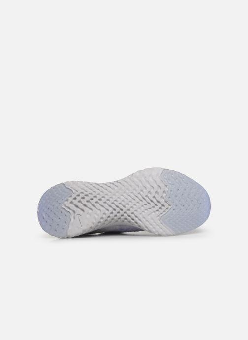Chaussures de sport Nike W Nike Epic React Flyknit 2 Violet vue haut