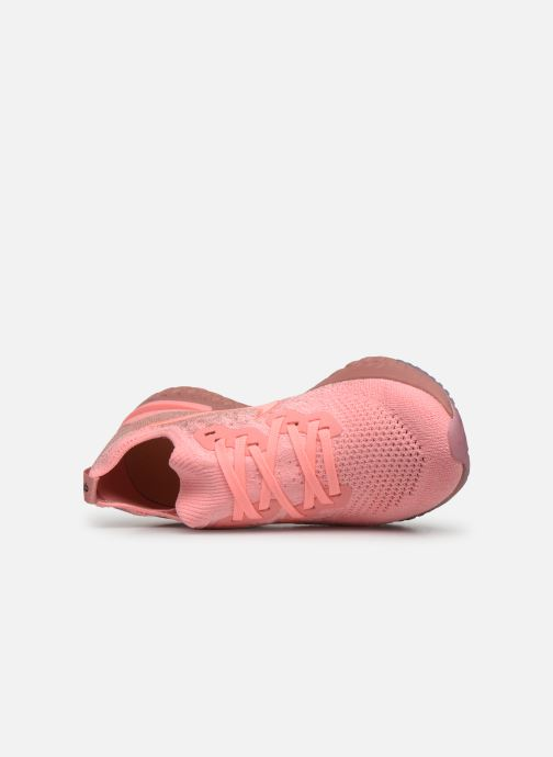 Chaussures de sport Nike W Nike Epic React Flyknit 2 Rose vue gauche