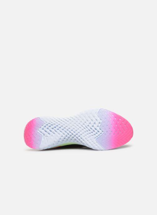 Sportschoenen Nike Nike Epic React Flyknit 2 Zwart boven