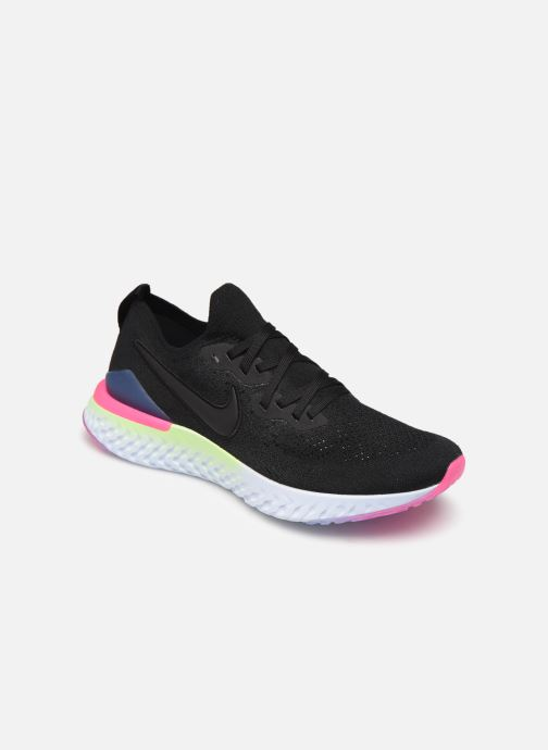 Sportschoenen Nike Nike Epic React Flyknit 2 Zwart detail